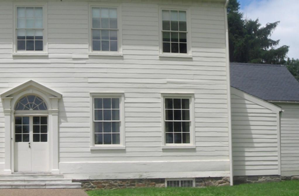 huset før efterisoleringen