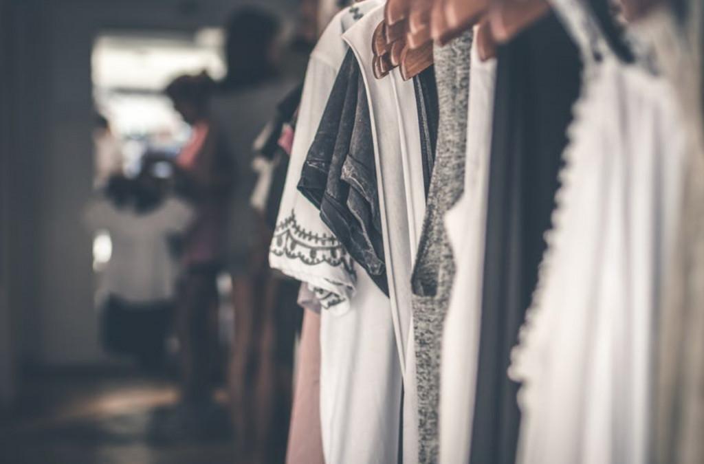 Forny garderoben med nyt tøj